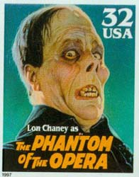 Image result for lon chaney stamps
